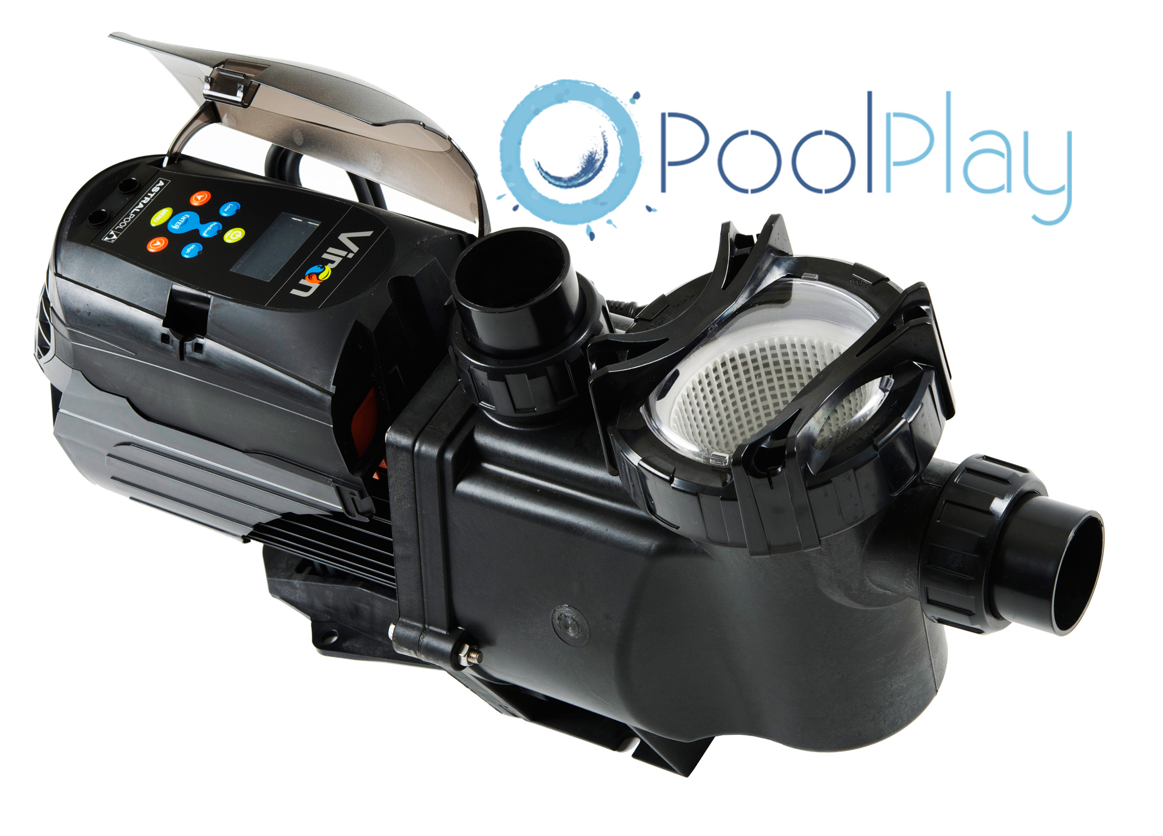 Bomba de velocidad variable para piscinas de Astralpool