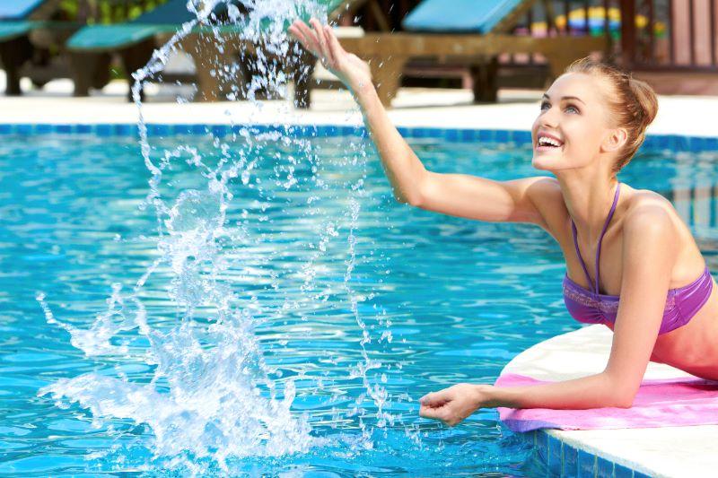 PoolPlay pone a tu disposición una amplia gama de sistemas de limpieza integrados para piscinas