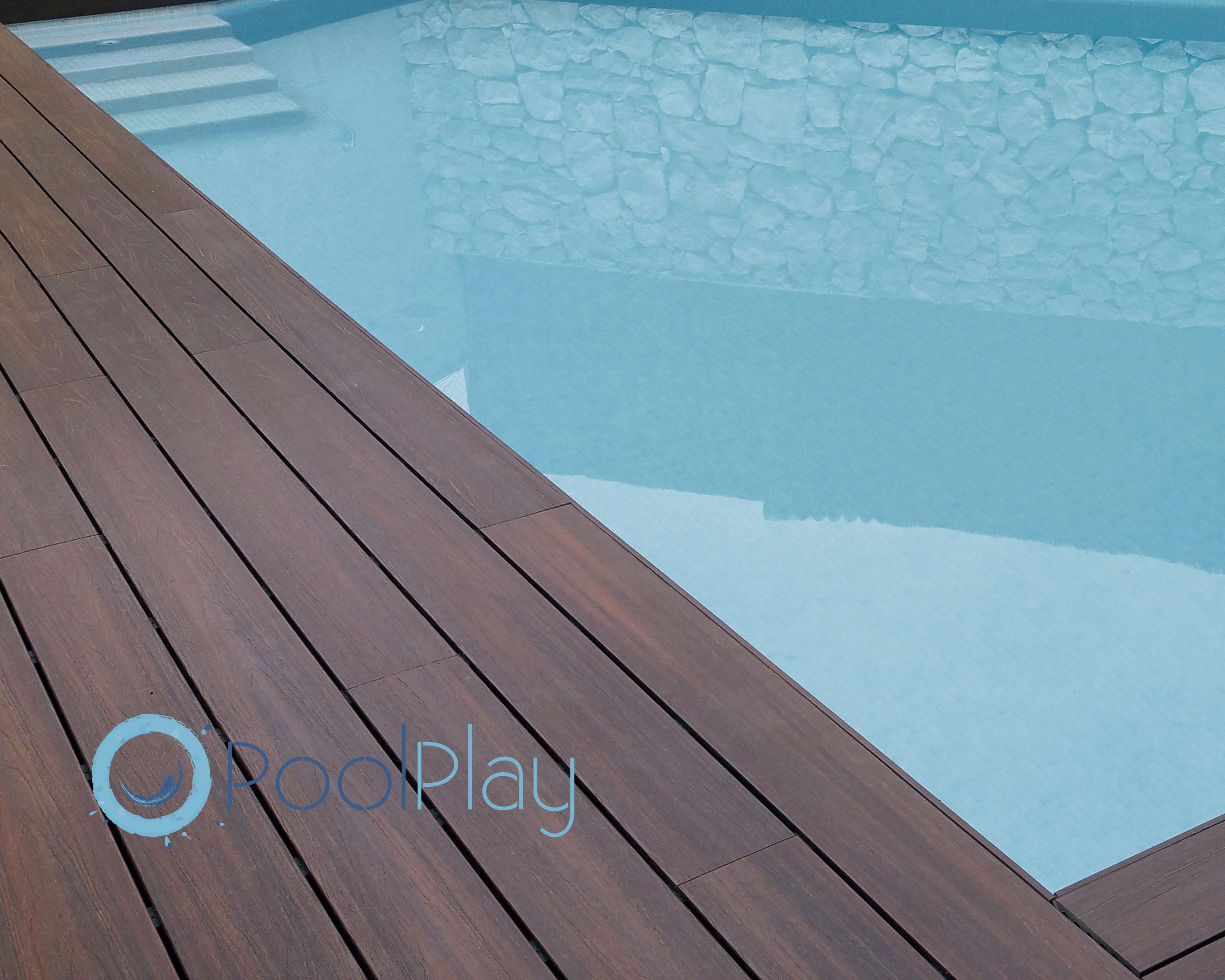 Disfruta del exterior con el pavimento de madera tecnológica