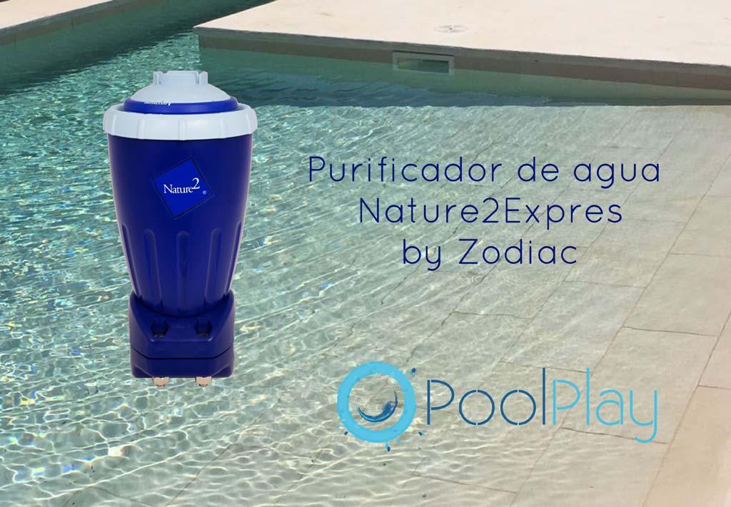 Purificador para piscinas de Zodiac